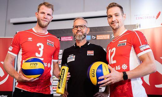 Volleyball Ovv Trainer Vor Em Wir Brauchen Jeden Satz Jeden