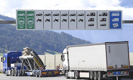 Der Brenner ist eine wichtige Achse für Italiens Exportwirtschaft