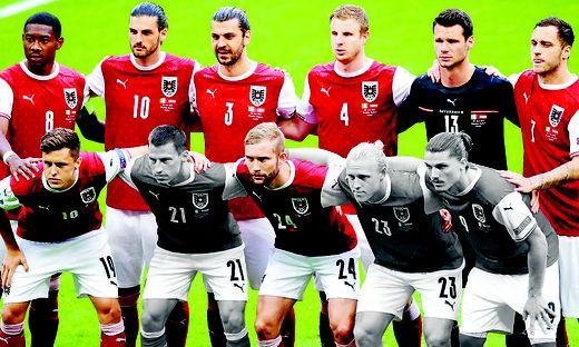 Österreichs EM-Startelf gegen Italien. Diesmal fehlen Marcel Sabitzer, Xaver Schlager und Stefan Lainer