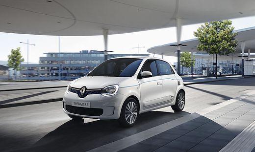 Der elektrische Renault Twingo