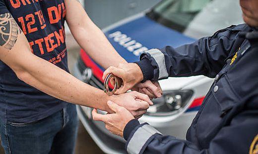 Der 46-Jährige wurde in Graz festgenommen (Symbolfoto)