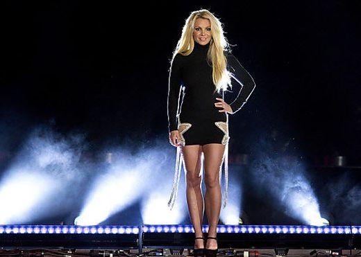 Britney Spears tritt wieder in Las Vegas auf