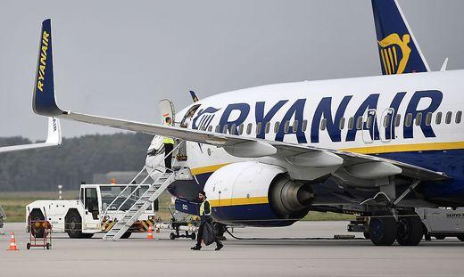 Billigflieger: Streiks: Bei Ryanair steht turbulente Woche bevor