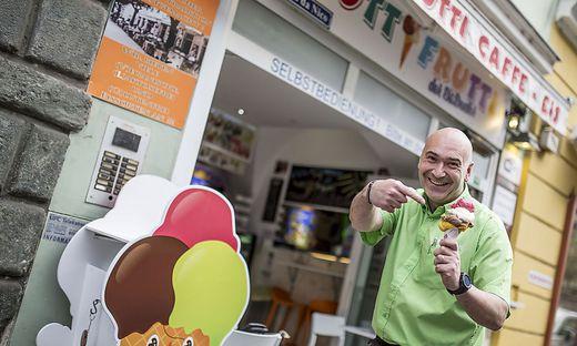 Wieder auf Platz 1 in Kärnten: Nicola Goriups Tutti Frutti