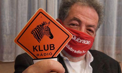 HUNGARY-MEDIA-RADIO-KLUBRADIO