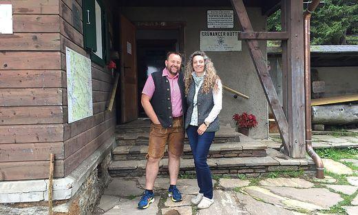 Wolfgang und Elke Reiterer betreiben die Grünangerhütte seit 2014