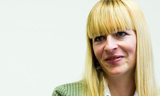 Bezirkshauptfrau Angelika Unger