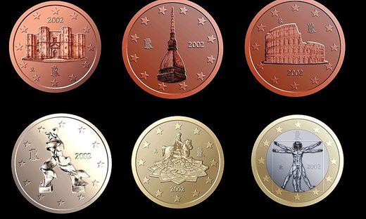 Keine Prägung Mehr Italien Will Mit 1 Und 2 Cent Münzen Schluss