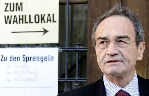 Walter Sonnleitner: Kurzer Ausflug in die Politik wohl beendet - sonn726