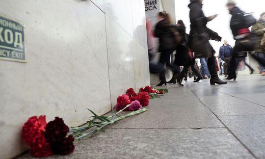 Anschlag auf die U-Bahn in St. Petersburg: Prozess gestartet