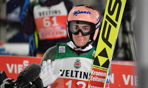 SKI JUMPING - FIS WC Oberstdorf