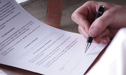 Ein Arbeitsvertrag bedarf nicht unbedingt der Schriftform