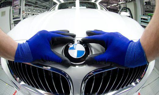 BMW muss sparen
