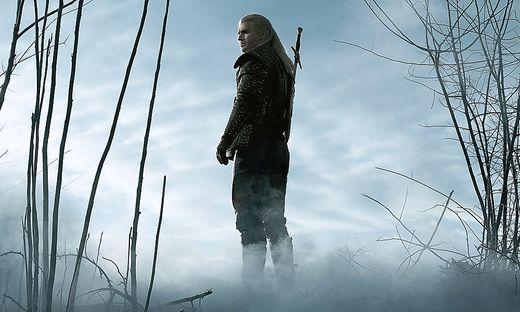 """Henry Cavill in seiner Rolle als Hexer Geralt in """"The Witcher"""" von Netflix"""