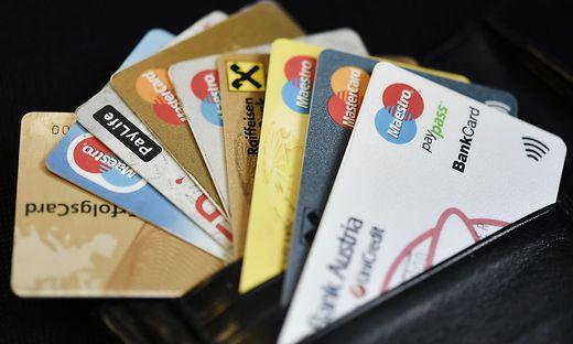 Österreicher verdoppelten seit 2010 Kartenzahlungen