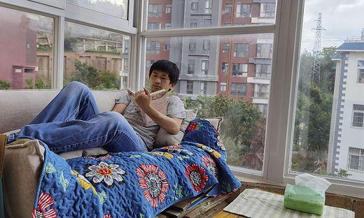 Ruhe statt Stress: Viele junge Chinesen pfeifen auf gesellschaftliche Normen.