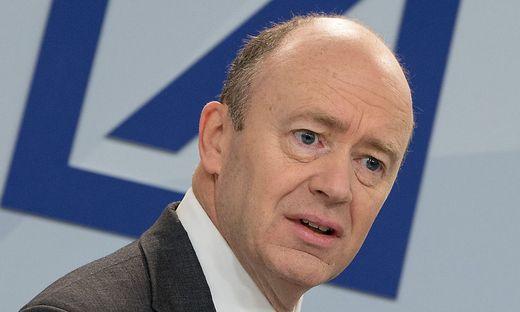 Deutsche Bank-Chef John Cryan