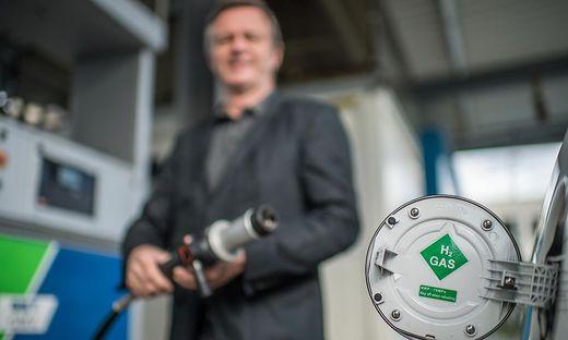 Das Grazer Unternehmer HyCentA forscht zu Wasserstoff-Antrieb