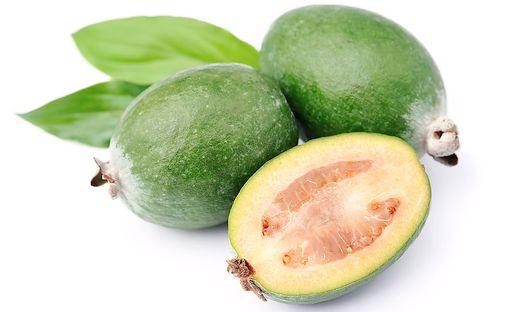 Brasilianische oder Ananas-Guave: Die Feijoa