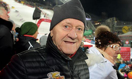 Charly Kahr war einer der erfolgreichsten ÖSV-Trainer