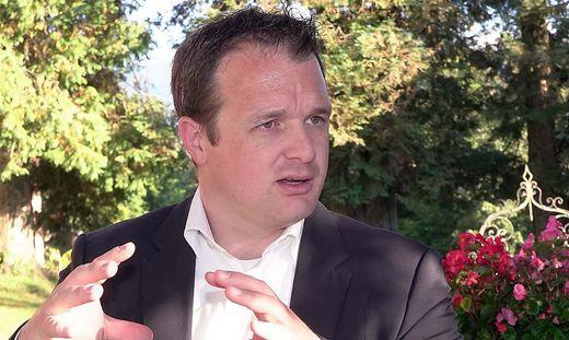 Martin Klässner, Gründer und CEO von has.to.be