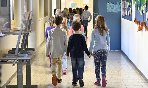 Am Dienstag endet in Kärnten die Frist für die Einschreibung in Pflichtschulen