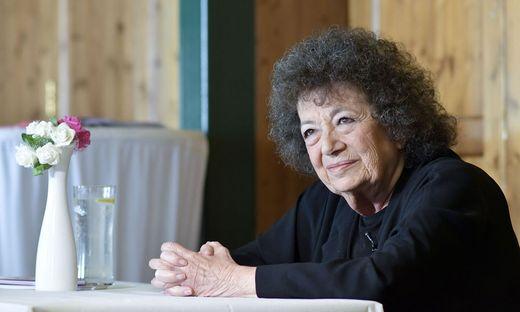 TV-JOURNALISTIN ELIZABETH T. SPIRA  GESTORBEN