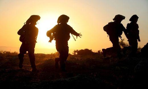 Iranische Soldaten wurden festgenommen