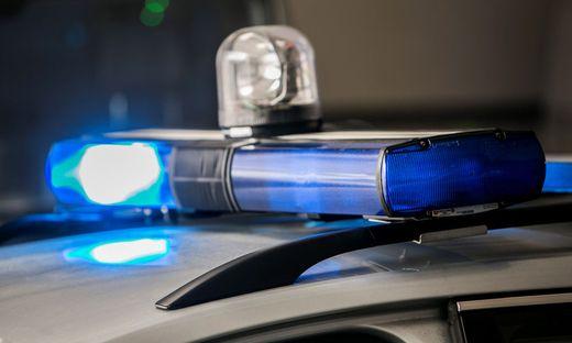 Eine Polizeistreife fand die beiden Mädchen