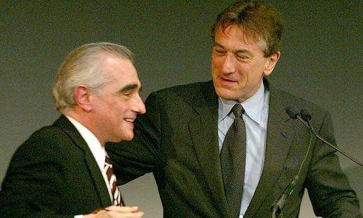 Martin Scorsese dreht wieder mit Robert De Niro