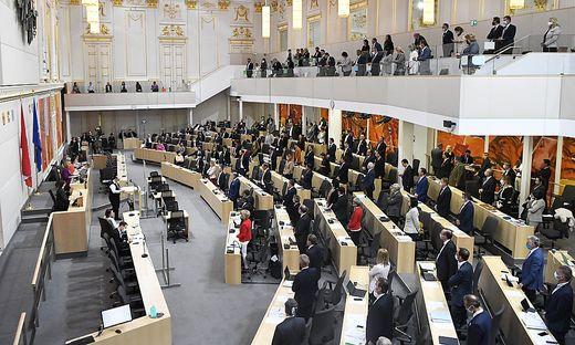 NATIONALRAT - BEHARRUNGSBESCHLUeSSE NACH BUNDESRAT-EINSPRUeCHE GEGEN COVID 19-GESETZE: UeBERSICHT