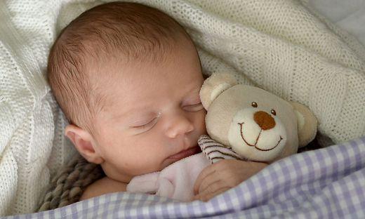 Mehr Babys in Kärnten