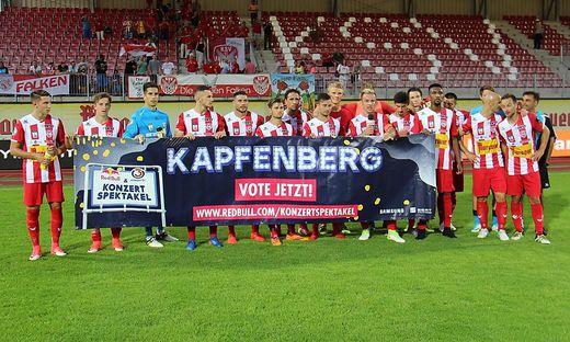 Konzertspektakel Kapfenberg Ist Wels Auf Den Fersen Kleinezeitungat