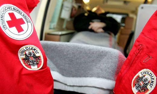 Die Rettung rückt derzeit oft zu Patienten mit Grippe-Symptomen aus