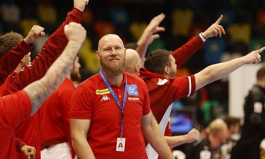 Österreichs Handball-Teamchef Ales Pajovic