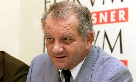 Herbert Kofler ist tot