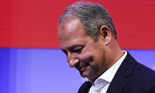Spitzenkandidat Andreas Schieder