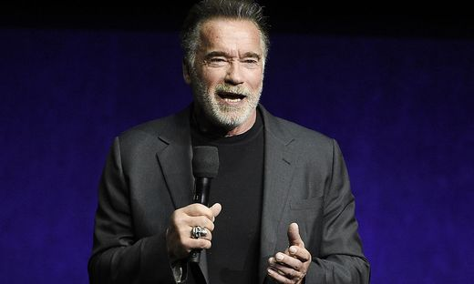 Arnold Schwarzenegger: Mann tritt Schauspieler bei Veranstaltung in den Rücken