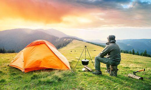 Der Ruf der Wildnis: Gerade jetzt ist Abgeschiedenheit für viele verlockend.