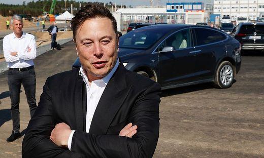 Elon Musk will auch mehr Zeit in Deutschland verbringen, um die Errichtung der Fabrik nahe Berlin zu überwachen