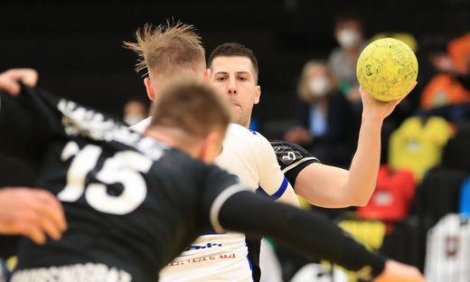 HANDBALL - spusu Liga, Graz vs Linz