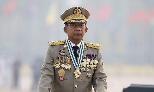 Min Aung Hlaing stürzte Myanmar ins Chaos
