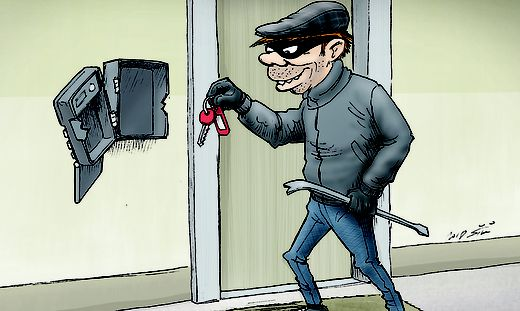 Der Schlüssel im Tresor ist vielen Versicherungen zu unsicher!