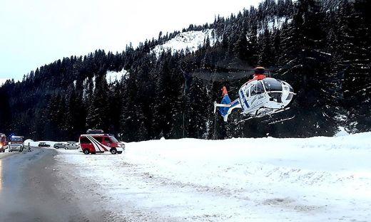 Vater überfährt Sohn in österreichischem Skigebiet