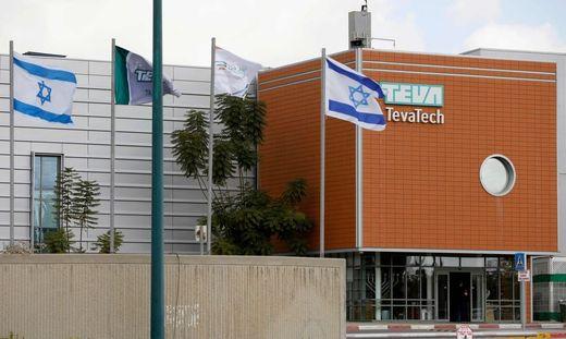 Israel: Protest gegen Stellenabbau bei Teva