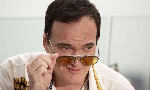 Kultregisseur Quentin Tarantino