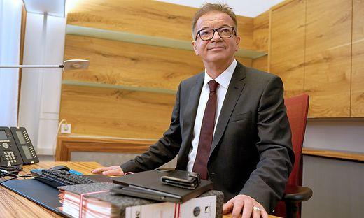 Rudolf Anschober (Grüne): Von der Landes- in die Bundesregierung