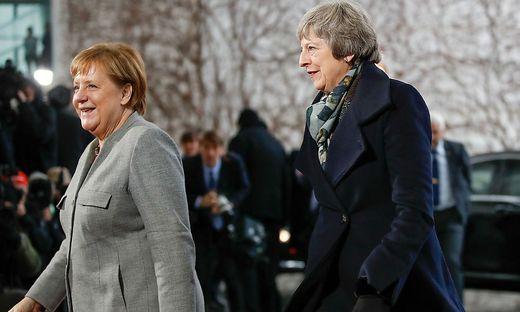 Brexit: May will nachverhandeln - Brüssel erteilt Absage