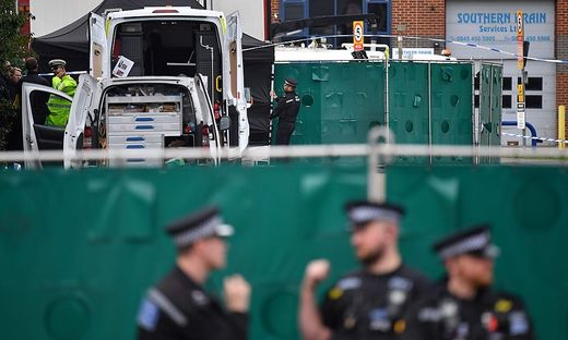 FILES-BRITAIN-CHINA-POLICE-BODIES