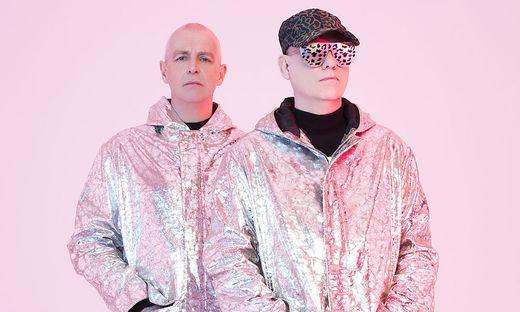 Neil Tennant und Chris Lowe = Pet Shop Boys = cooler Hotspot
